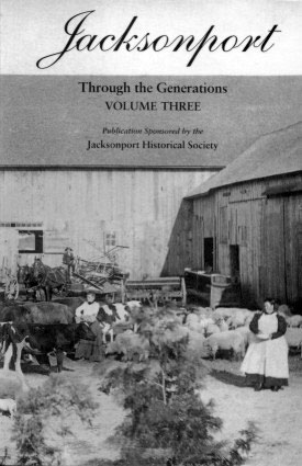 Volume 3 Jacksonport Historical Society